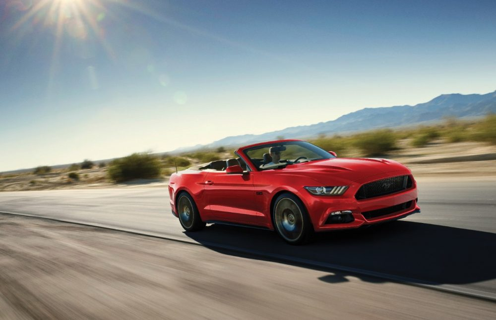 2017 Ford Mustang J.D. Power 2020 Vehicle Dependability Study