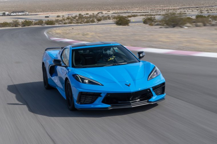 2020 Chevrolet Corvette Stingray. 2020 Corvette 3LT is most popular