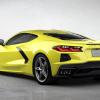 2020 Chevrolet Corvette Accelerate Yellow Metallic