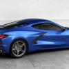2020 Chevrolet Corvette Elkhart Lake Blue Metallic