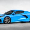 2020 Chevrolet Corvette Rapid Blue