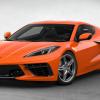 2020 Chevrolet Corvette Sebring Orange Tintcoat