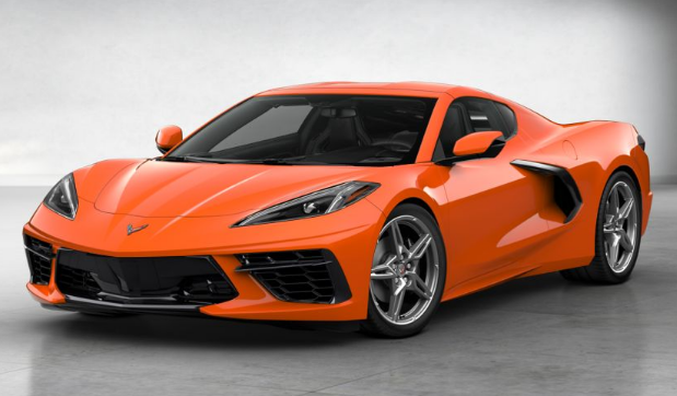 2020 Chevrolet Corvette Sebring Orange Tintcoat