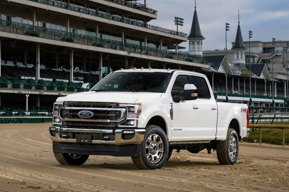 Ford is new partner of Churchill Downs and Kentucky Derby | Ford Kentucky Derby
