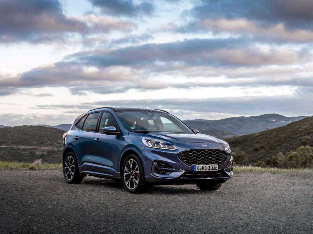 2020 Ford Kuga ST-Line X Plug-In Hybrid | New Ford Kuga launching in Europe