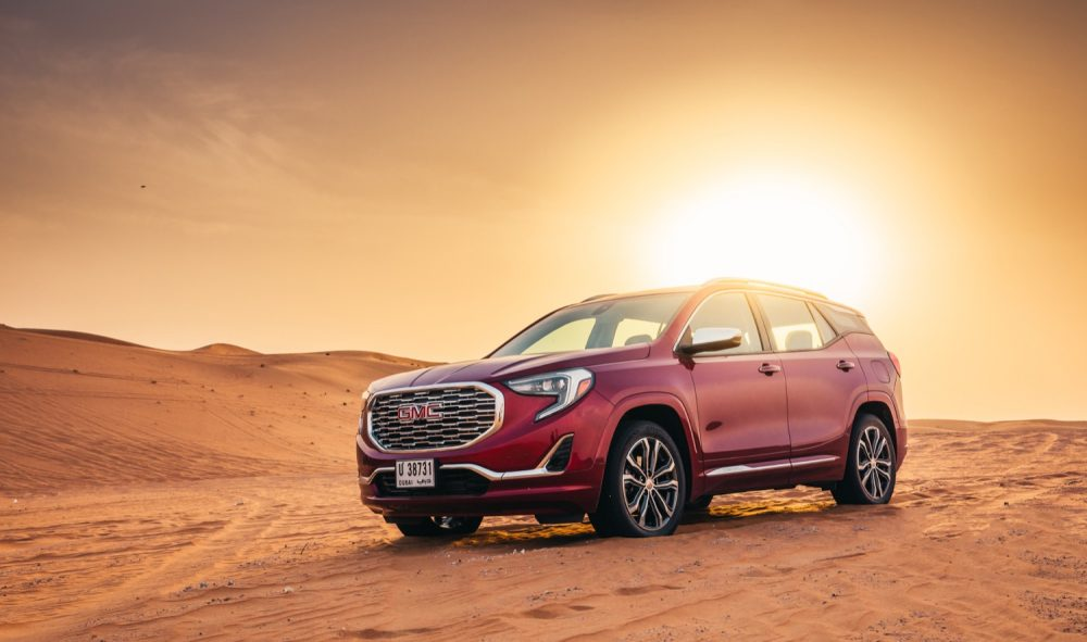 2020 GMC Terrain Middle East