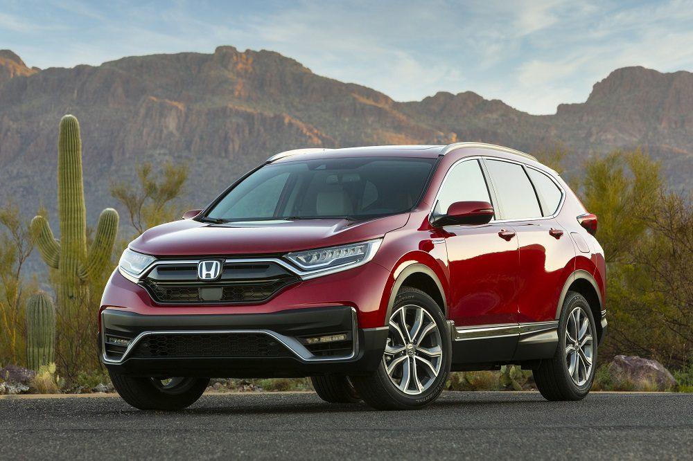 2020 Honda CR-V Hybrid, Autotrader's Best New Car for 2020