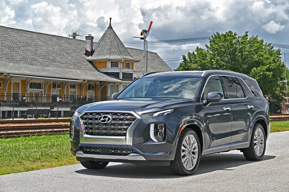 Hyundai Palisade February 2020 sales
