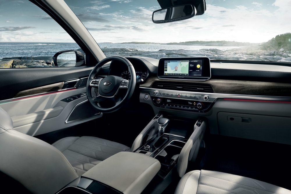 Kia Telluride Named Best Interior Under $50K by Autotrader - The News Wheel