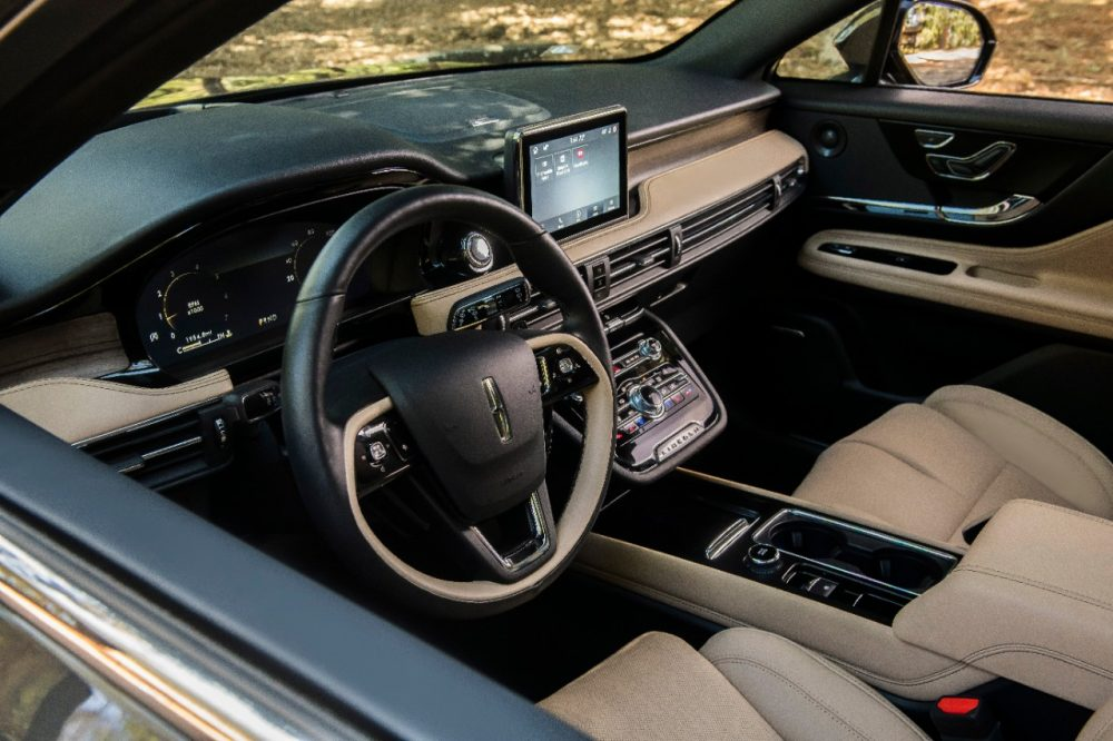 2020 Lincoln Corsair interior named among Autotrader 10 Best Car Interiors Under $50000