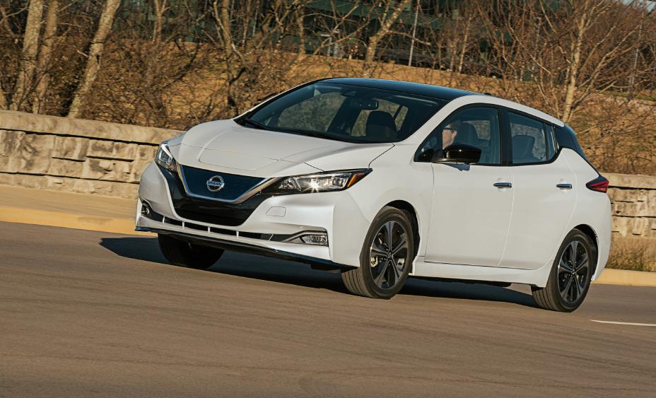2020 Nissan LEAF PLUS
