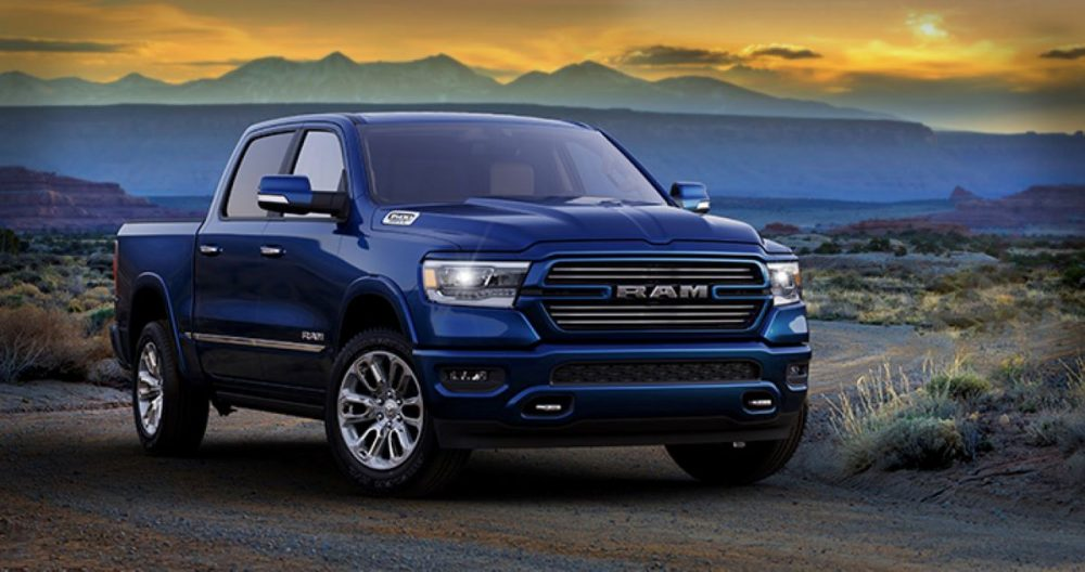 2020 Ram 1500 Laramie Southwest Edition