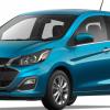 2020 Chevrolet Spark Caribbean Blue