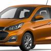 2020 Chevrolet Spark Orange Burst