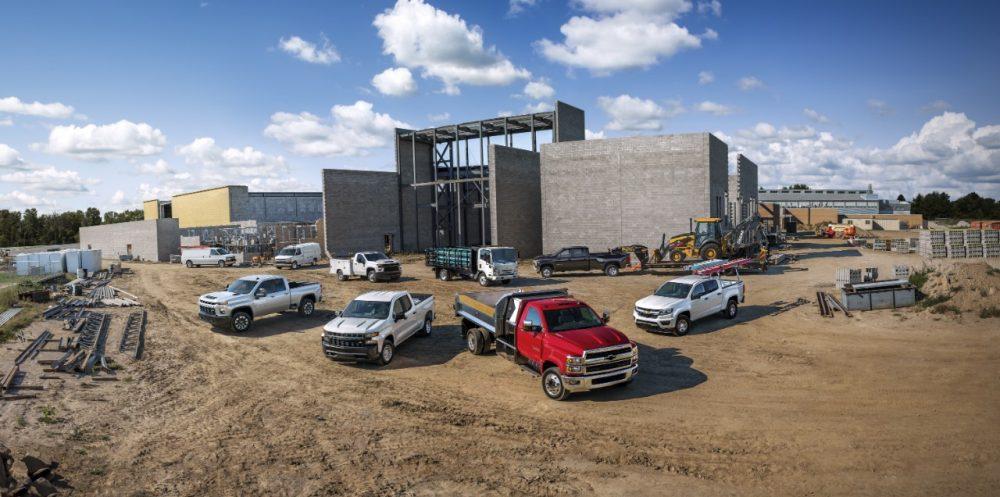 Chevrolet Commercial Fleet