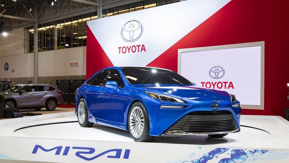 Next Gen Toyota Mirai Debuts In Quebec The News Wheel