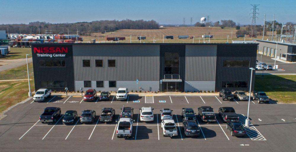 Nissan Decherd Regional Training Center