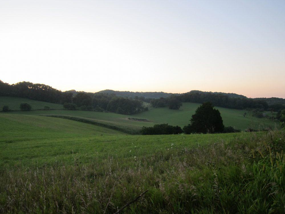 Wisconsin Driftless Area