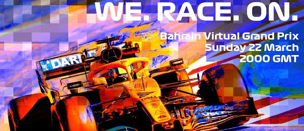 F1 Esports Virtual Bahrain Grand Prix