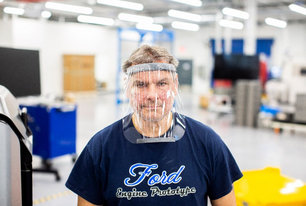 Ford COVID-19 medical equipment production | Ford to build respirators