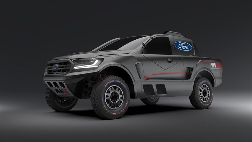 Ford Castrol Team steps up to premier FIA-class for 2020 SA Cross Country Series