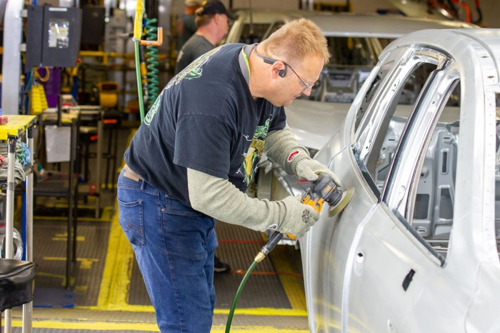 GM adding 1,200 jobs in Lansing. GM has most American-made vehicles