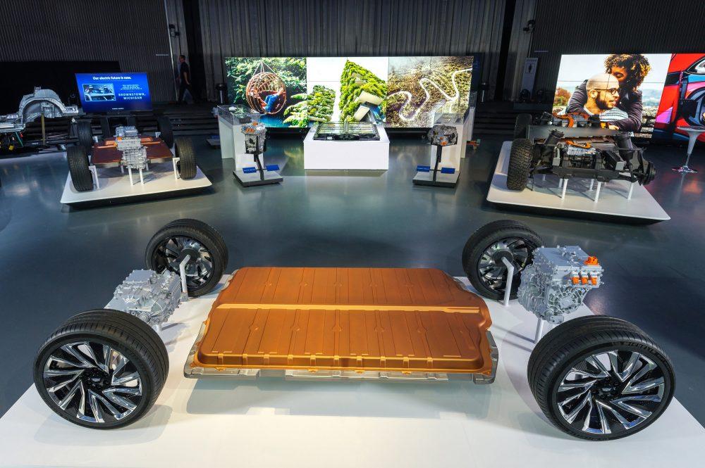 GM Ultium Battery and EV Platform