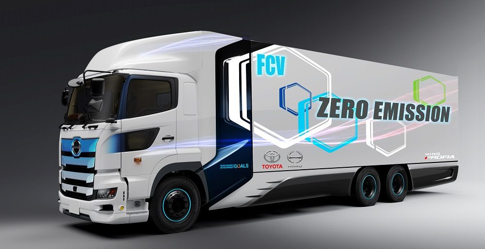 Heavy-Duty Fuel Cell Truck