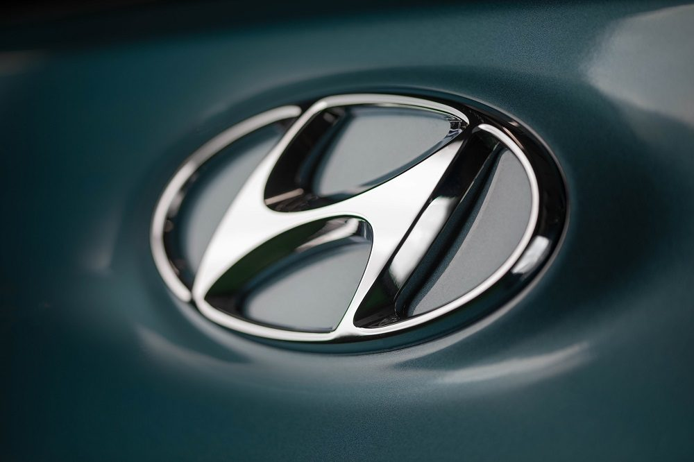 Hyundai logo March sales