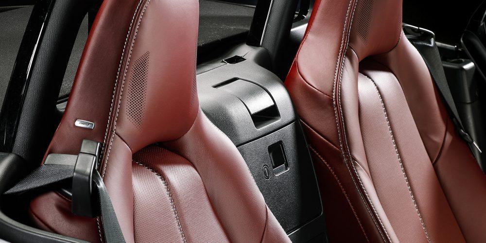 Mazda Eunos Interior