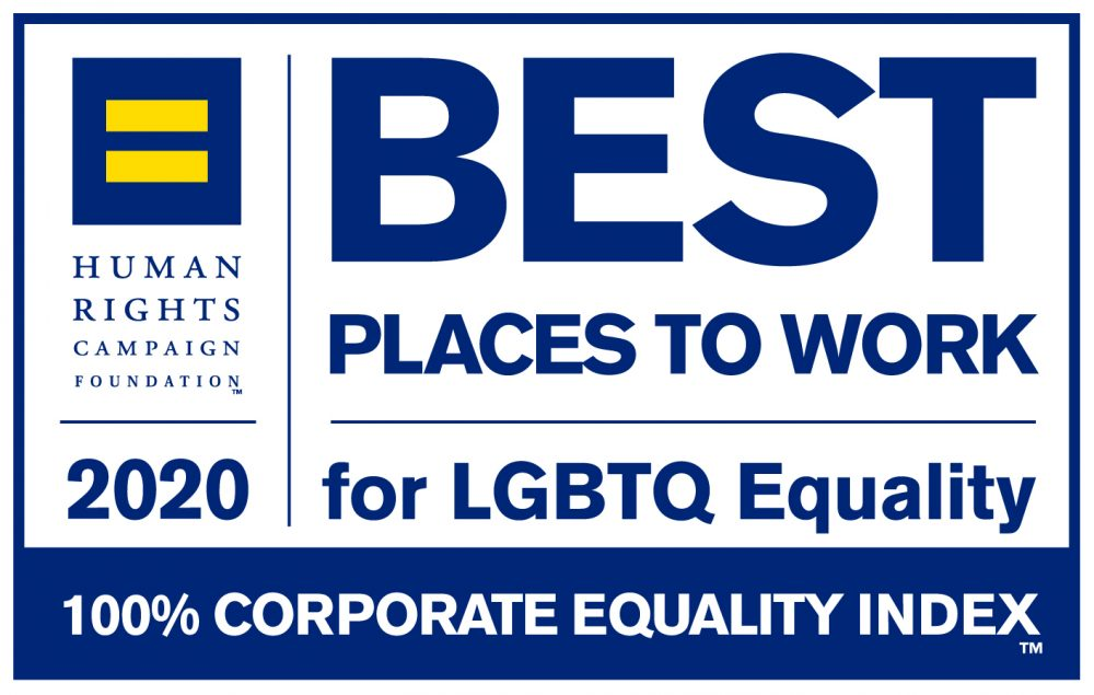 Subaru named one of the Best Places to Work For LGBTQ Equality for the fourth year in a row