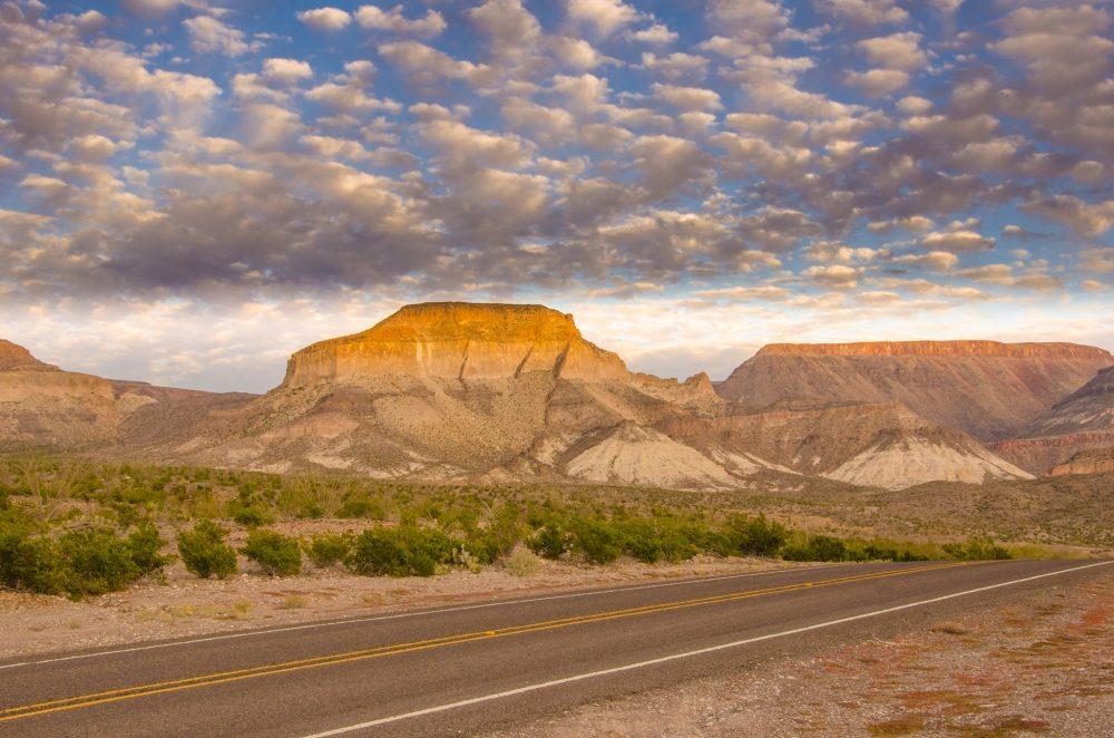 Texas Scenic Route FM 170