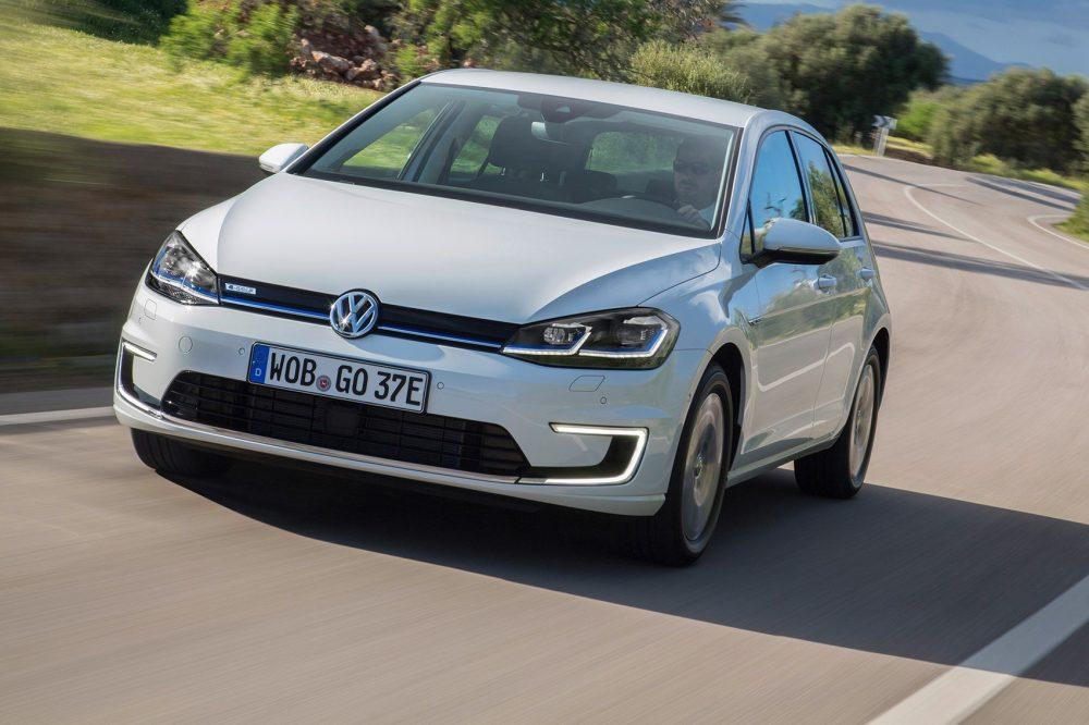 Volkswagen to Discontinue e-Golf