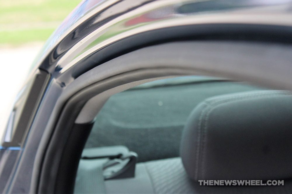 car's weatherstripping doors rubber lining seals