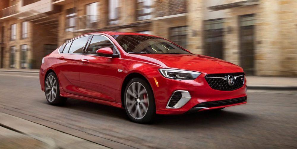 Buick's Chinese sedan portfolio