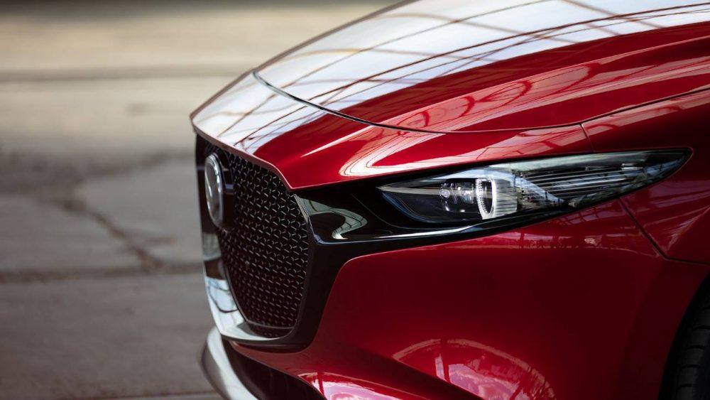 2020 Mazda 3 Hatchback