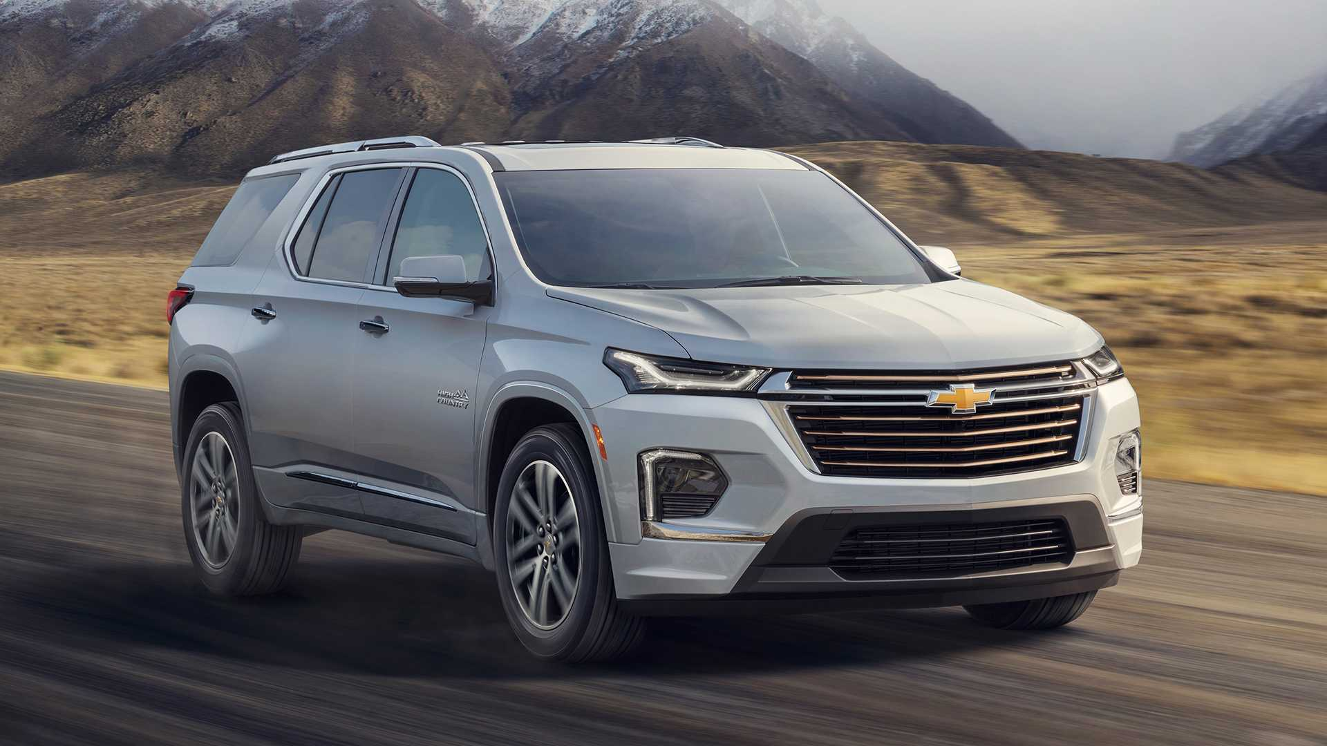 2021 Chevrolet Traverse Refresh Pushed Back To 2022 The News Wheel