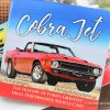 Cobra Jet book review Rob Kinnan Diego Rosenberg Ford muscle car history CarTech buy