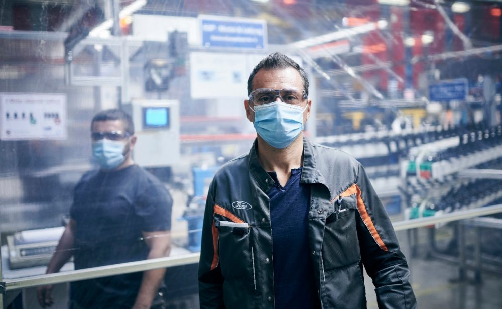 Ford restarting manufacturing in Europe