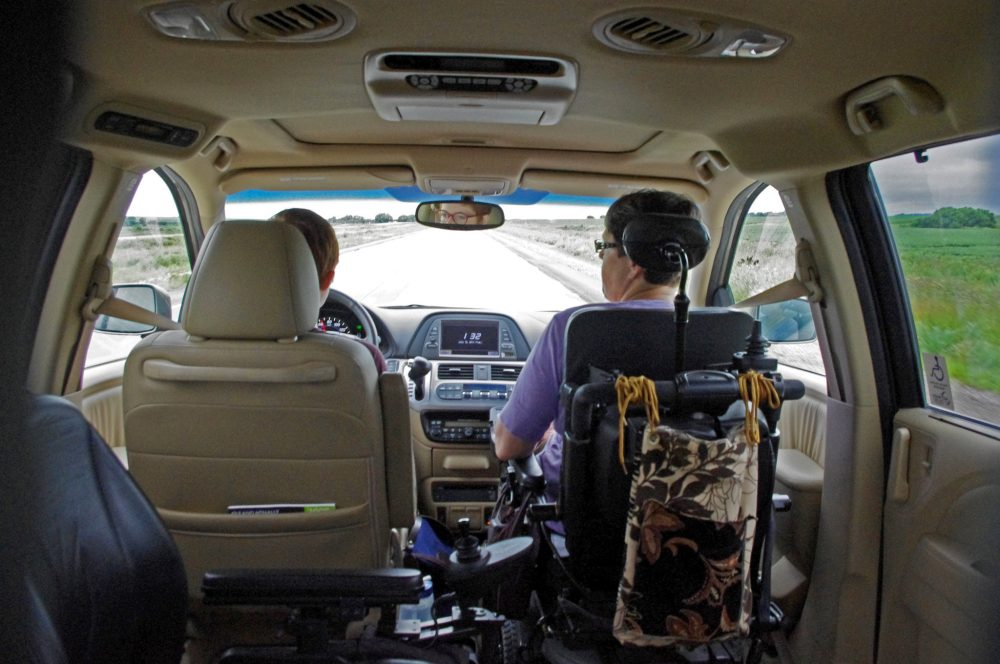 wheelchair accessible van handicap driver modified upfitted vehicle
