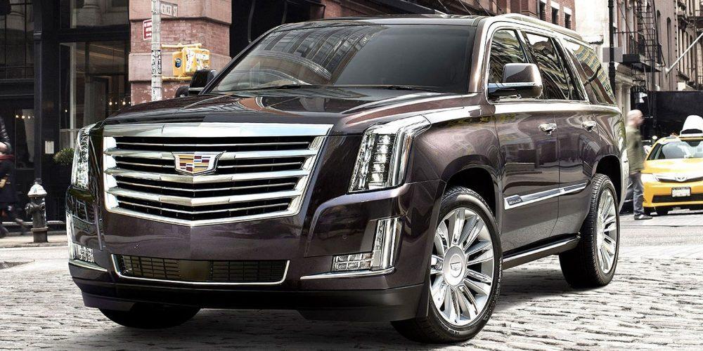 Tom Brady's Cadillac