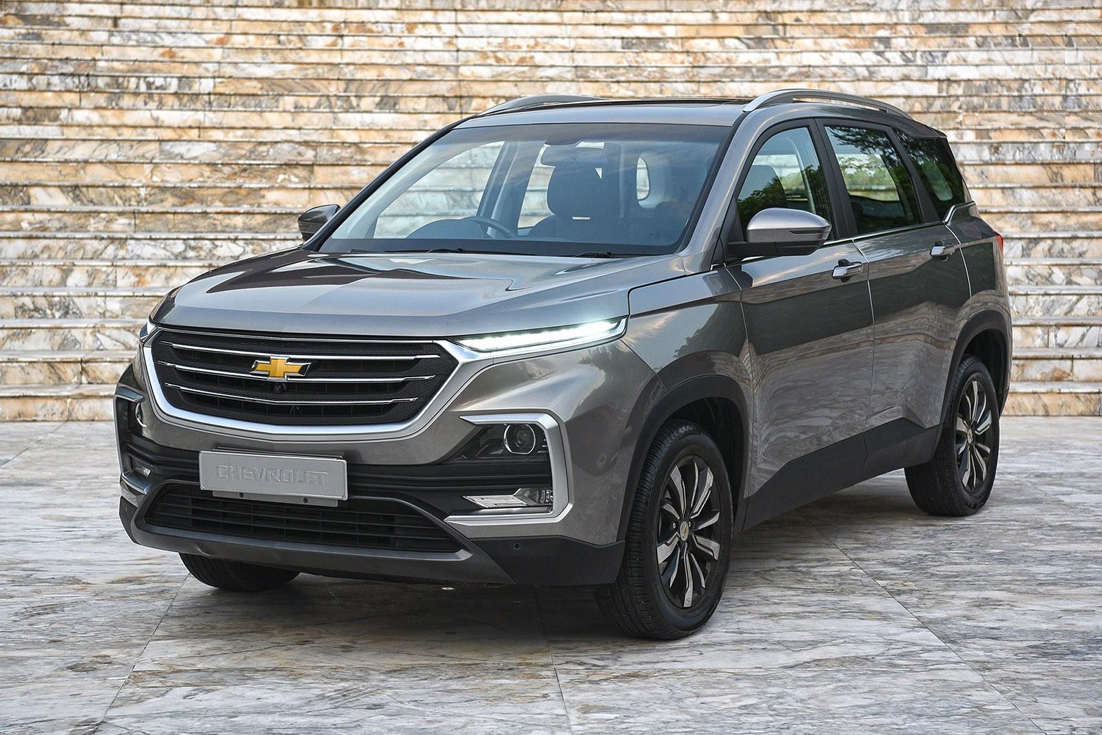 Kekurangan Opel Captiva Review