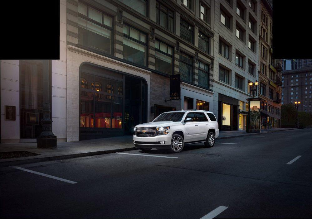 2020 Chevrolet Tahoe Premier Plus