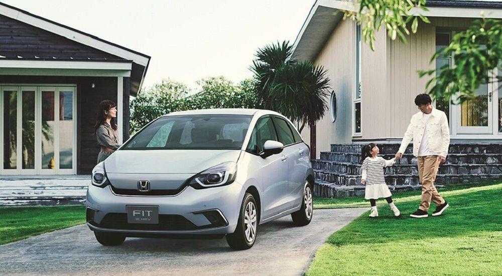 2020 Honda Fit e:HEV