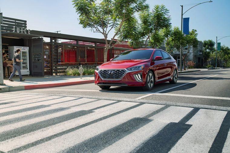 Hyundai Ioniq October sales