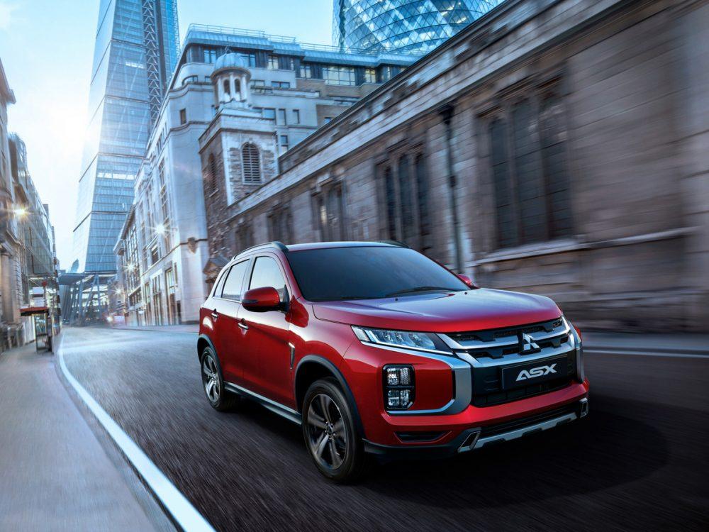 2020 Mitsubishi Outlander Sport. Coronavirus pandemic increases demand for new cars