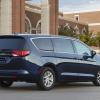 The new 2020 Dodge Grand Caravan rear