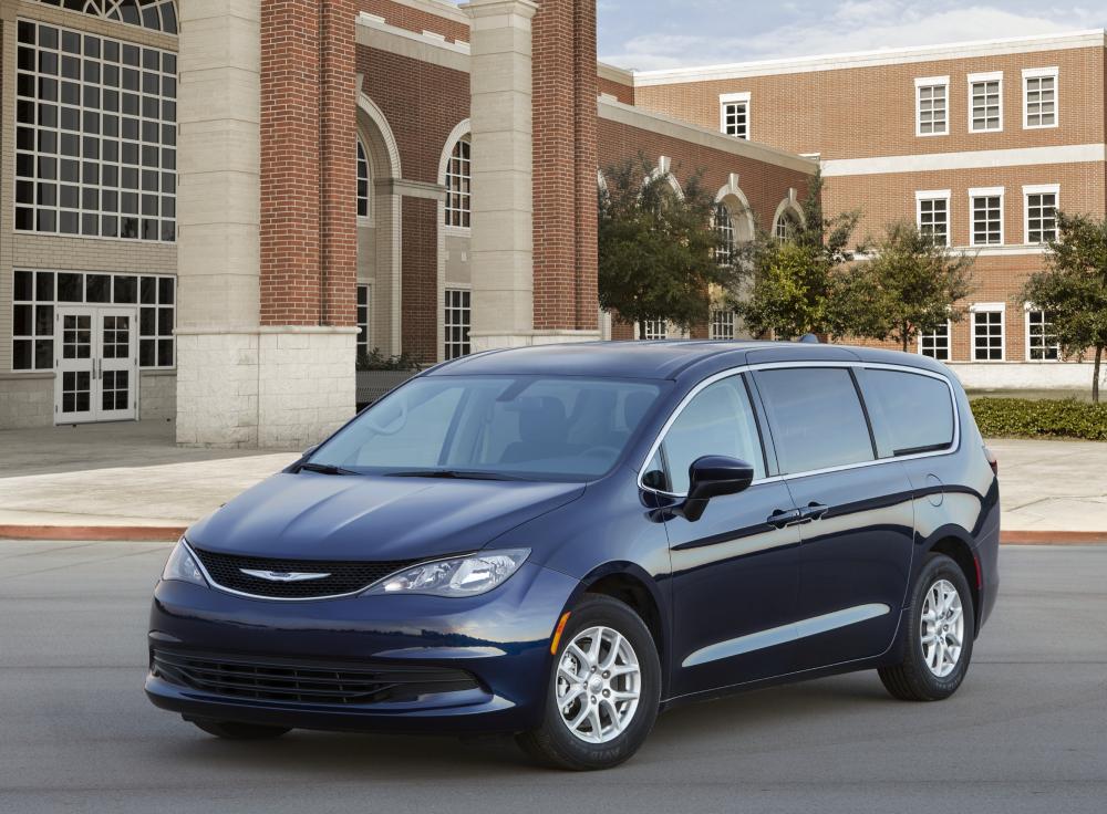 The new 2020 Dodge Grand Caravan. Order books closed for Grand Caravan