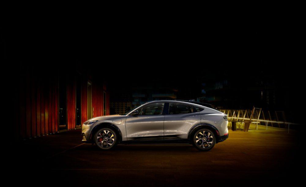 2021 Ford Mustang Mach-E OTA