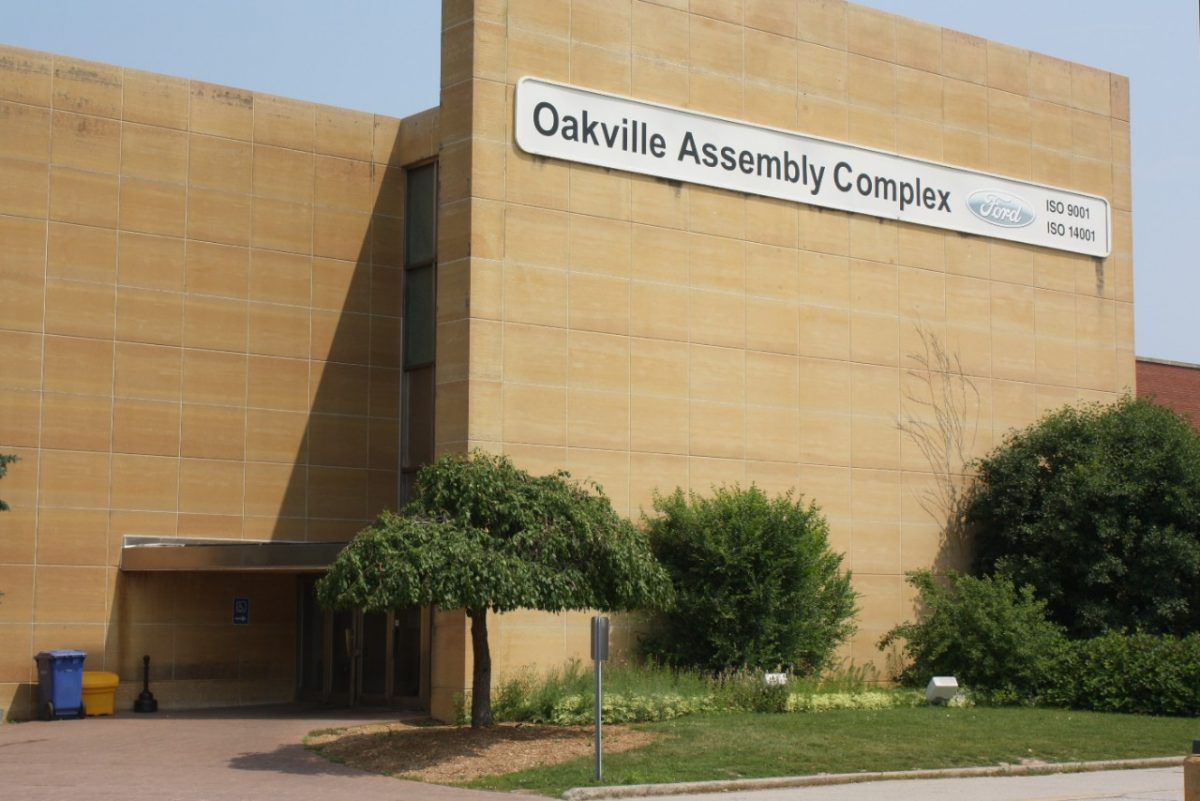 Ford Oakville Assembly Ontario Canada